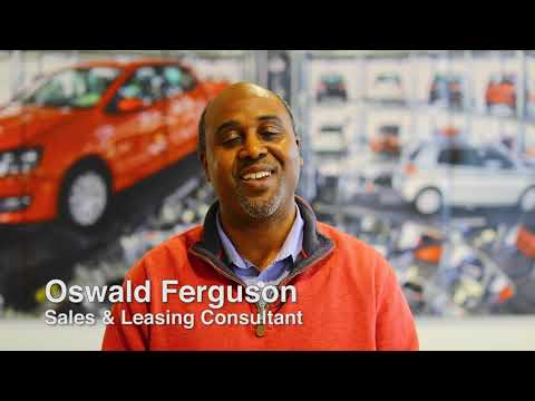 Sales & Leasing Consultant Oswald Ferguson