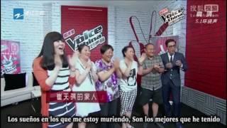 Mad World   The Voice Of China (Subtitulado En Español)