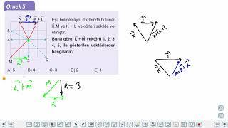 Eğitim Vadisi 11.Sınıf Fizik 2.Föy Bileşke Vektör 1 Konu Anlatım Videoları