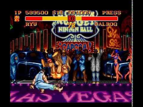 SNES Longplay [310] Street Fighter II Turbo - Hyper Fighting