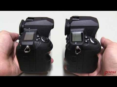Pentax K-3 vs K-5 II Body Comparison