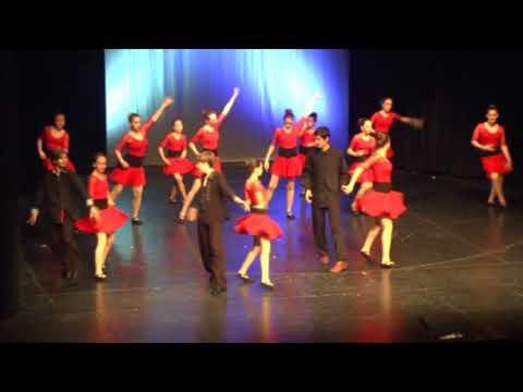 Violin gála 2016: Társastánc latin mix