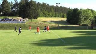 preview picture of video 'ASV Steinbrunn gegen ASV Neufeld 2:0 (1:0)-Teil 1'