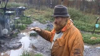 зеленый робинзон(30 лет в лесу)