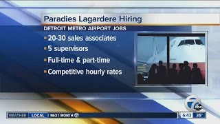 Workers Wanted: Paradies Lagardere Hiring