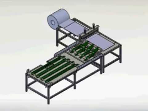 (PROYECTO) Máquina confeccionadora de sacos de polipropileno