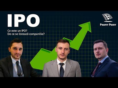 IPO - Invata cum poti sa profiti de pe urma lor - Ce este un IPO? - Educatie financiara in 2021