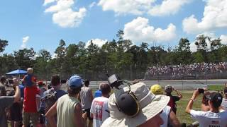 Honda Indy 200, Mid-Ohio 2016 -- Race, Start