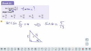 Eğitim Vadisi 11.Sınıf Matematik 5.Föy Trigonometrik Fonksiyonların Grafikleri 2 Konu Anlatım Videoları