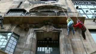 2/2 Glasgow School Of Art - Climbing Great Buildings