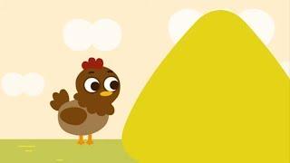 Грузовичок Пик - Голодная курочка - Мультики для малышей - Серия 19