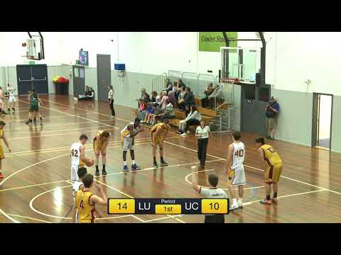 LU vs UC - Men's U23 Grand Final 2017