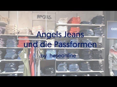 Die Marke Angels Jeans und ihre verschiedenen Passformen