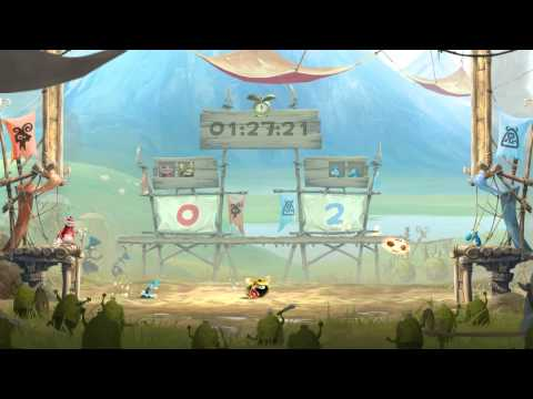 Rayman Legends Uplay Key GLOBAL - zwiastun