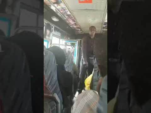 Matatu Preacher: Matatu Preacher throws Sh1 offering