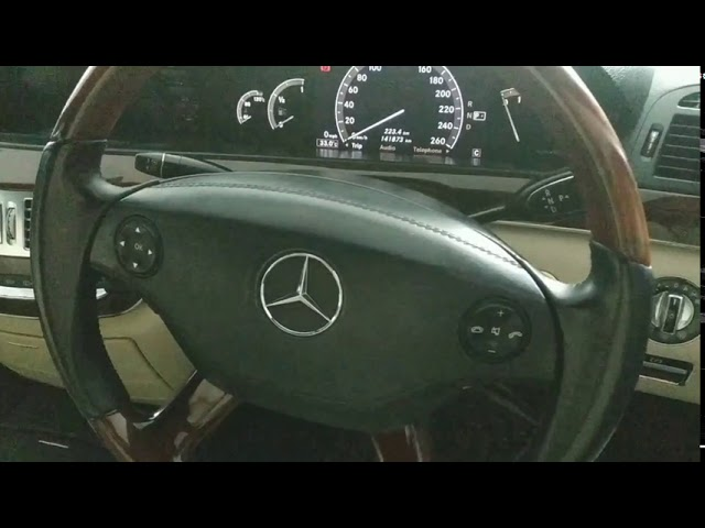 Mercedes Benz S Class S350 2006 for Sale in Islamabad
