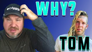WHY TOM MACDONALD | MUSIC INDUSTRY | FeedBACK REACTION