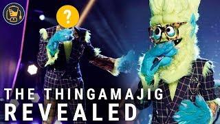 The Masked Singer Season 2: Thingamajig Reveal