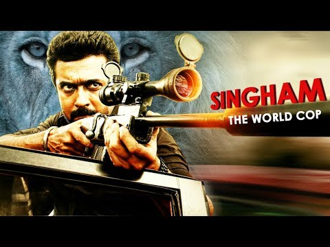Singham The World Cop Latest Hindi Dubbed Movie 2018 | Latest Hindi Dubbed | Action Full Movies