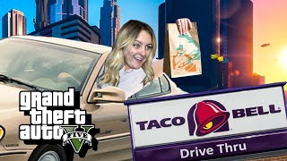 Riding in Cars with Burritos - Funhaus Plays GTA