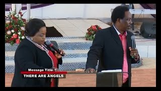 THERE ARE ANGELS ll SERMON by Apostle JB & Prophetess TE Makananisa