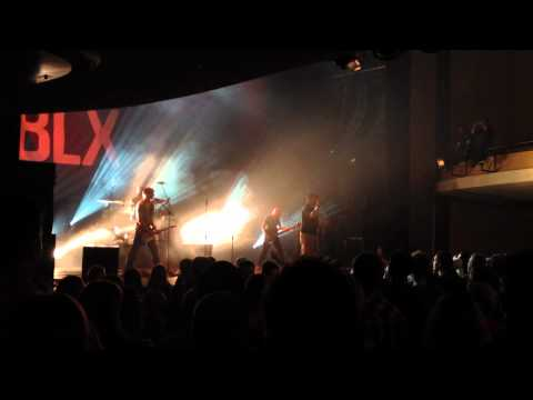 H-Blockx Love Can´t Say Mannheim Capitol 23.09.2012