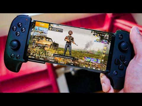 The Best Mobile Gamepad - Beboncool Controller Review PUBG, Fortnite