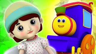 Боб Мисс Полли Имела Долли | Боб Поезд | Детские Стишки | Miss Polly Rhymes | Kids Tv Russia