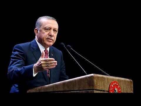 Ερντογάν: Οι Κούρδοι δεν διέσχισαν τον Ευφράτη