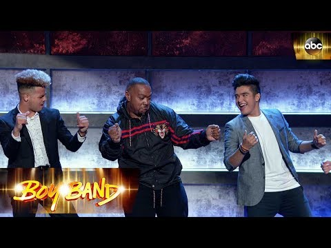 Timbaland Dances to Everybody by the Backstreet Boys | Boy Band