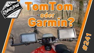 TomTom oder Garmin?   #241