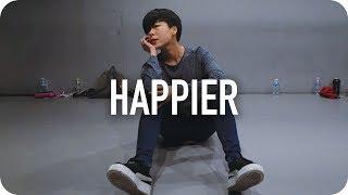 Happier - Ed Sheeran / Hyojin choi Choreography