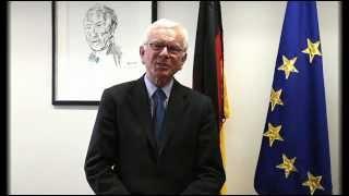 Hans-Gert Pöttering - European Parliament - Former President - EPP Fraktion