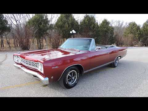 Video of 1968 Satellite Offered by Coyote Classics - MGSN