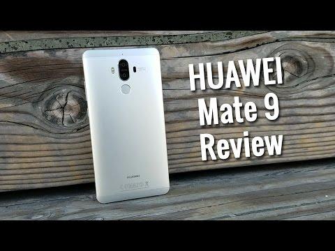 Huawei Mate 9 - Review
