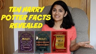 10 Interesting Harry Potter Facts Revealed | Pottermore E-books | FandomNewbie