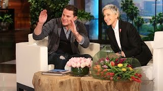 Channing Tatum Busts a Move with Beyoncé