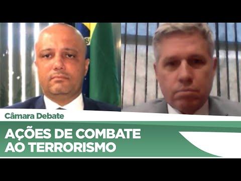 Deputados divergem sobre projeto que regulamenta ação estatal contraterrorista no Brasil - 01/07/21