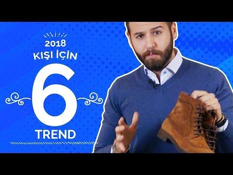 2018 Kış - 6 Erkek Giyim Trendi