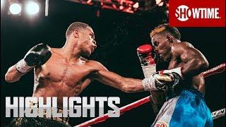 Haney vs. Ndongeni: Highlights | SHOBOX: THE NEW GENERATION