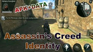 ac identity apk and data
