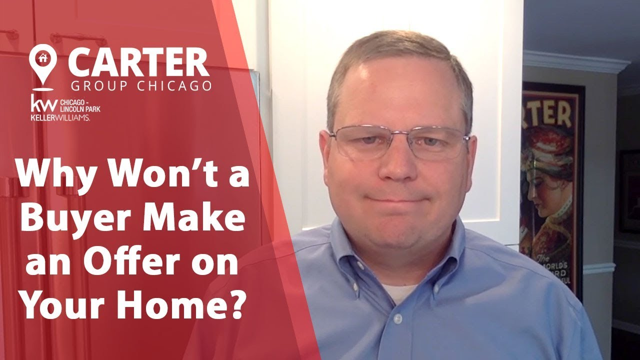 Why Won't a Buyer Make an Offer on Your Home?