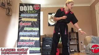 Ladies Kickboxing – W/C 22nd June 2020