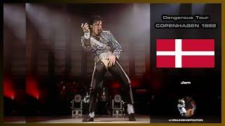 Michael Jackson Live In Copenhagen 1992: Jam - Dangerous Tour