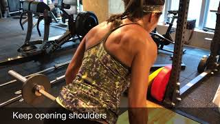 #AskKenneth 192: Bent Over Row
