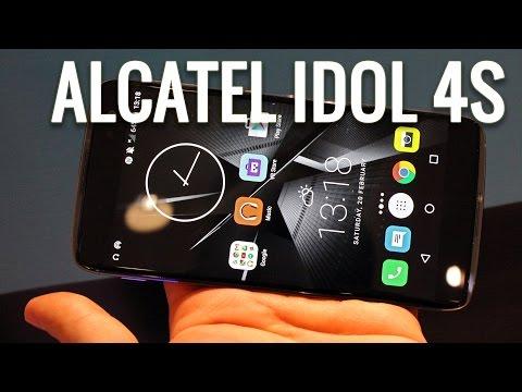 alcatel Idol 4s - Full phone specifications
