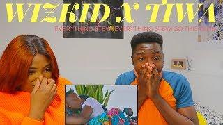 Wizkid   Fever (Official Video) Reaction!!
