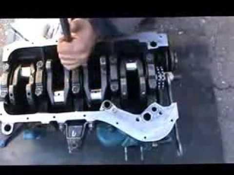 Сборка двигателя ВАЗ Классика