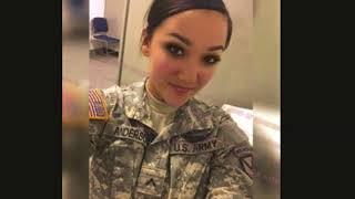 Female Military Pictures Used By Scammers