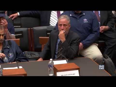 9/11 first responders 'did their jobs … do yours': Watch Jon Stewart rip lawmakers
